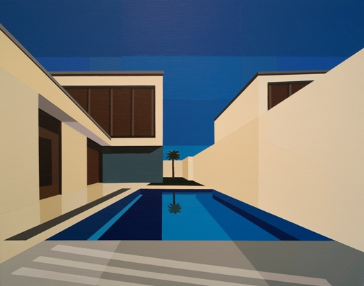 "Andy Burgess - ""The Quiet Pool"""