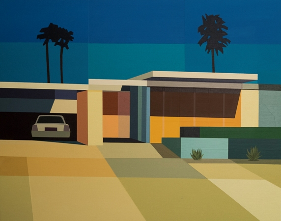 "Andy Burgess - ""Palm Springs Mid Century Modern House"""