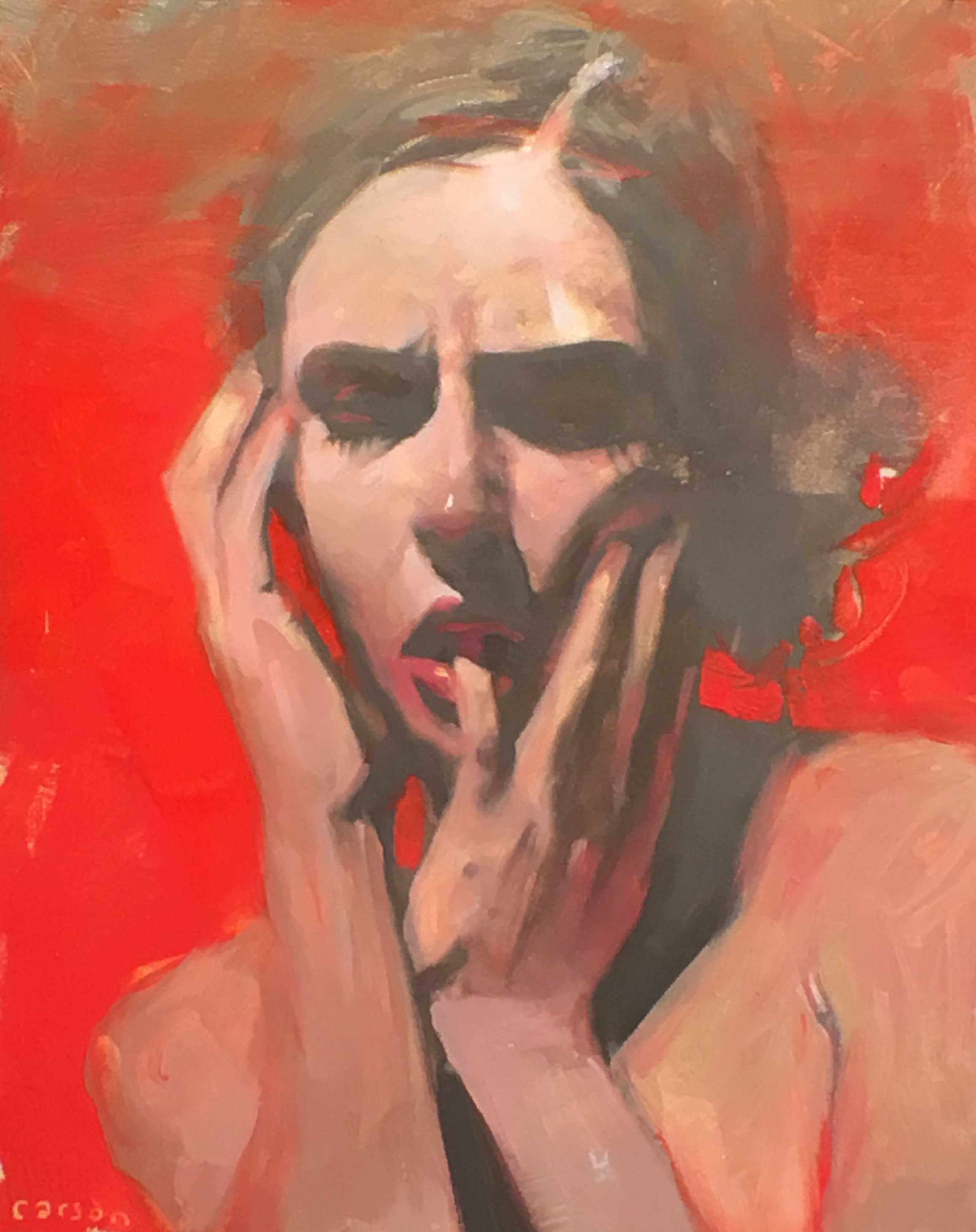 "Michael Carson - ""Not Yet Thought Of"""