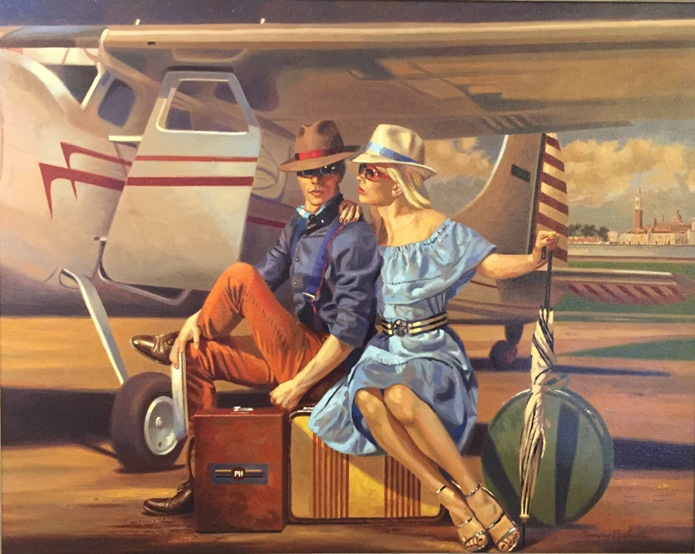 "Peregrine Heathcote - ""Mystery and Unchartered Territory"""