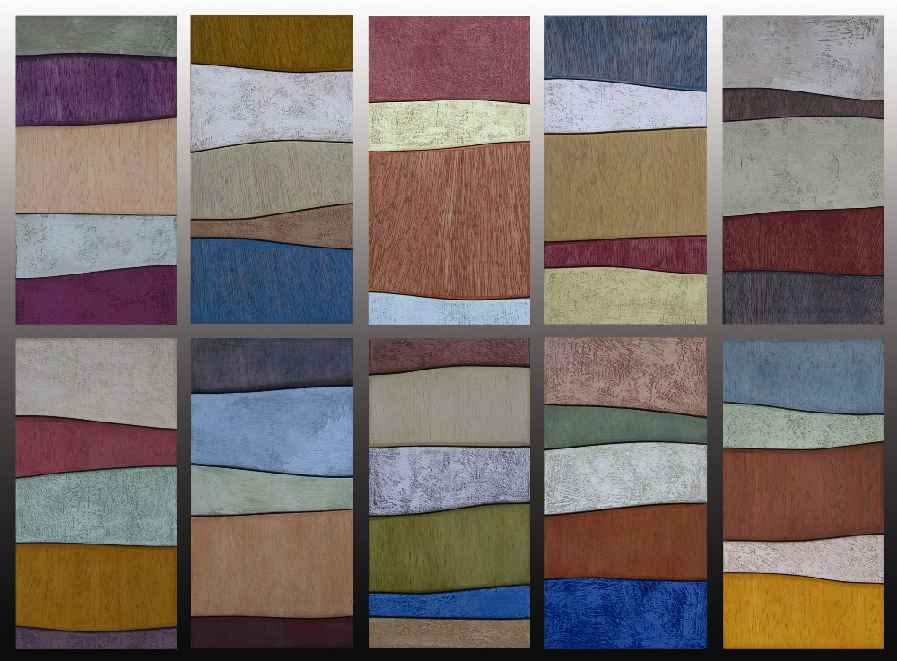 "Carol Redmond - ""Stratification Series 10"""