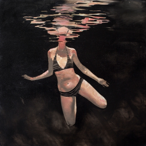 "Michael Carson - ""Night Swimming"""