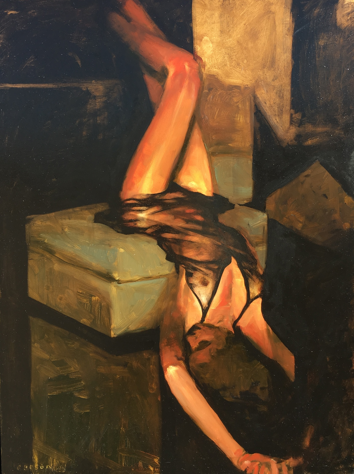 "Michael Carson - ""Slither"""