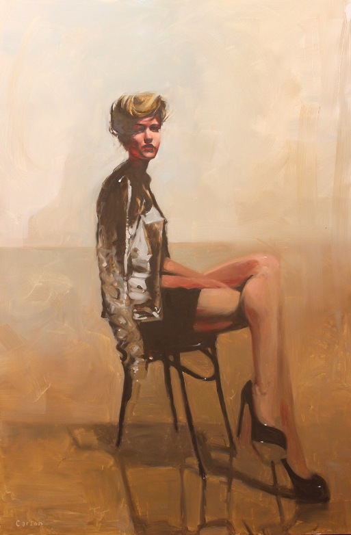 "Michael Carson - ""Seeking Susan Desperately"""