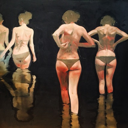 "Michael Carson - ""Moon Swimming"""