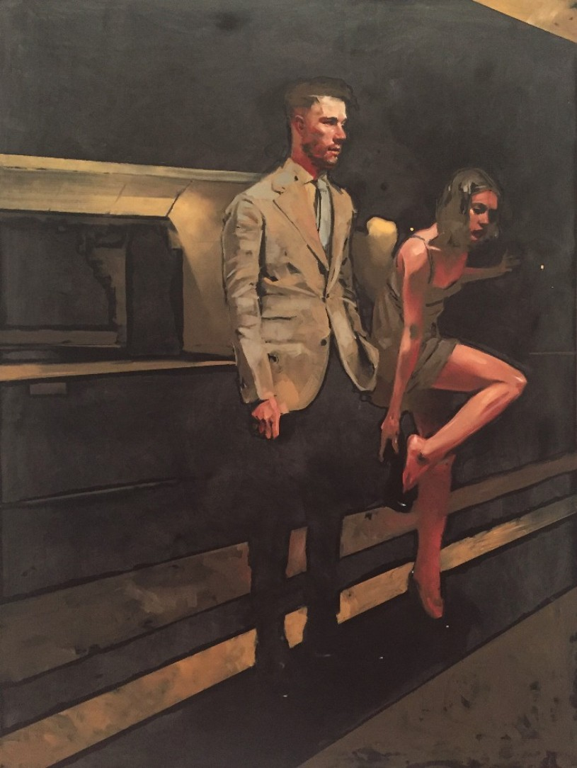 "Michael Carson - ""Twist of Fate"""