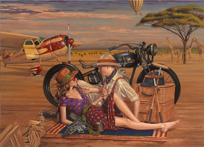 "Peregrine Heathcote - ""Directing Our Histories to the Best of All Possible Worlds"""