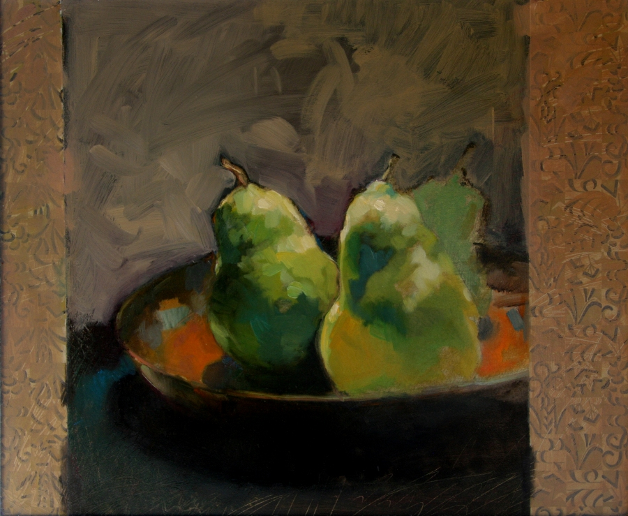 "Francis Livingston - ""Three Pears"""