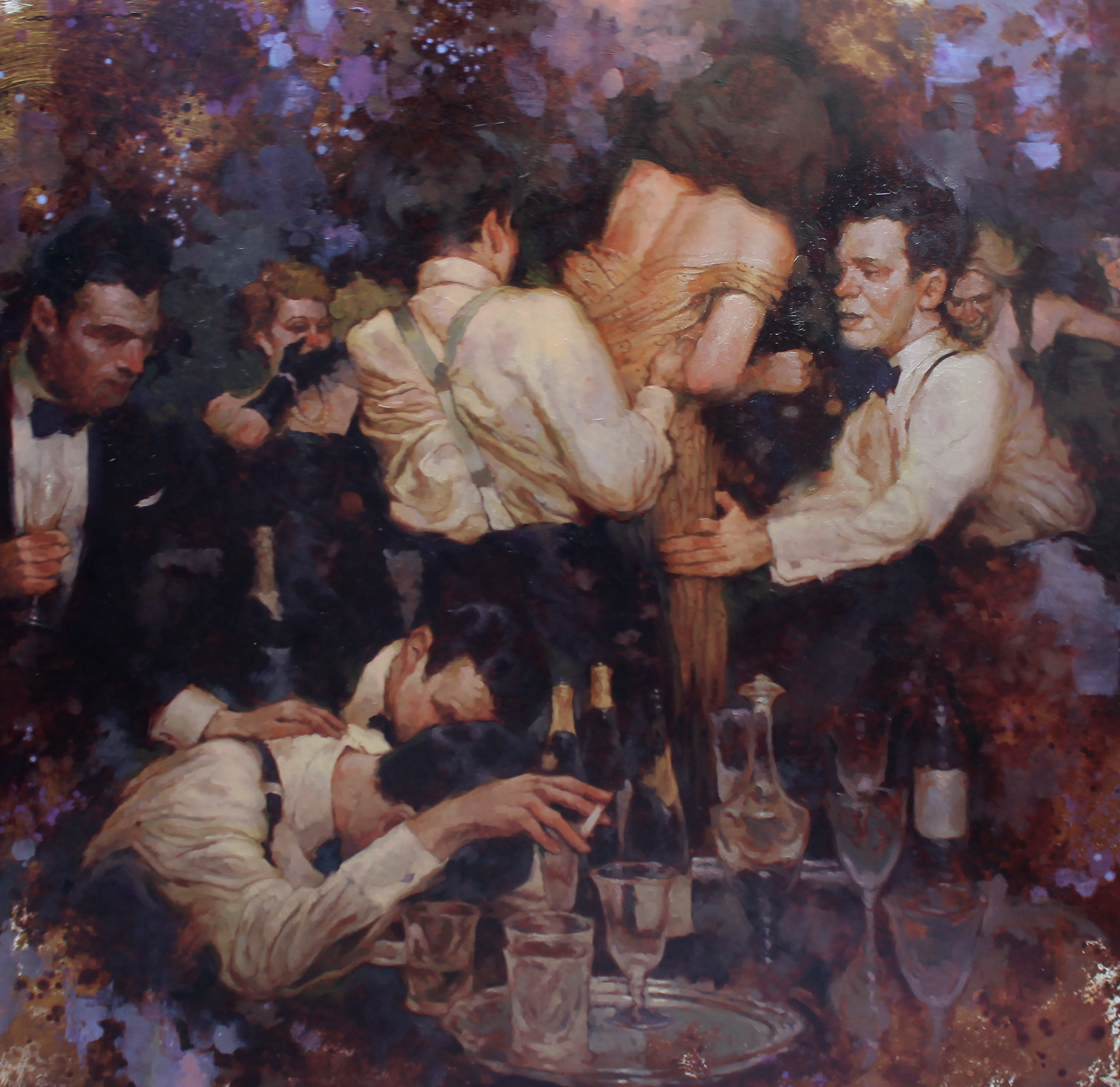 "Joseph Lorusso - ""The Dinner Party"""