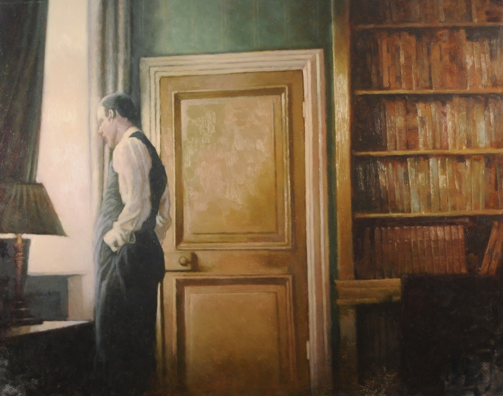 "Joseph Lorusso - ""View from the Library"""