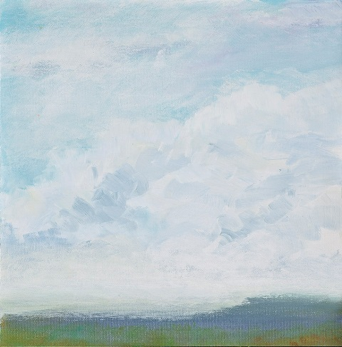 "Gail Morris - ""High Country Clouds"""