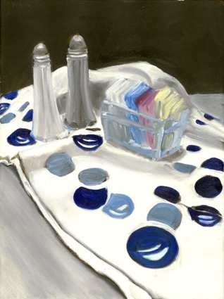 "Eve Plumb - ""Blue Bubbles"""