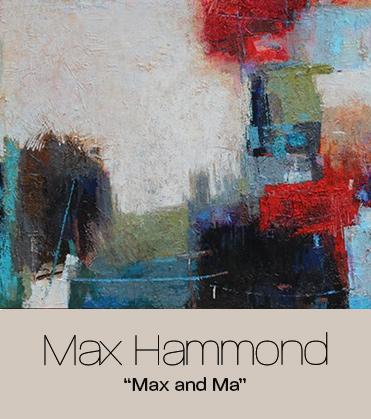 Max Hammond painting (image)