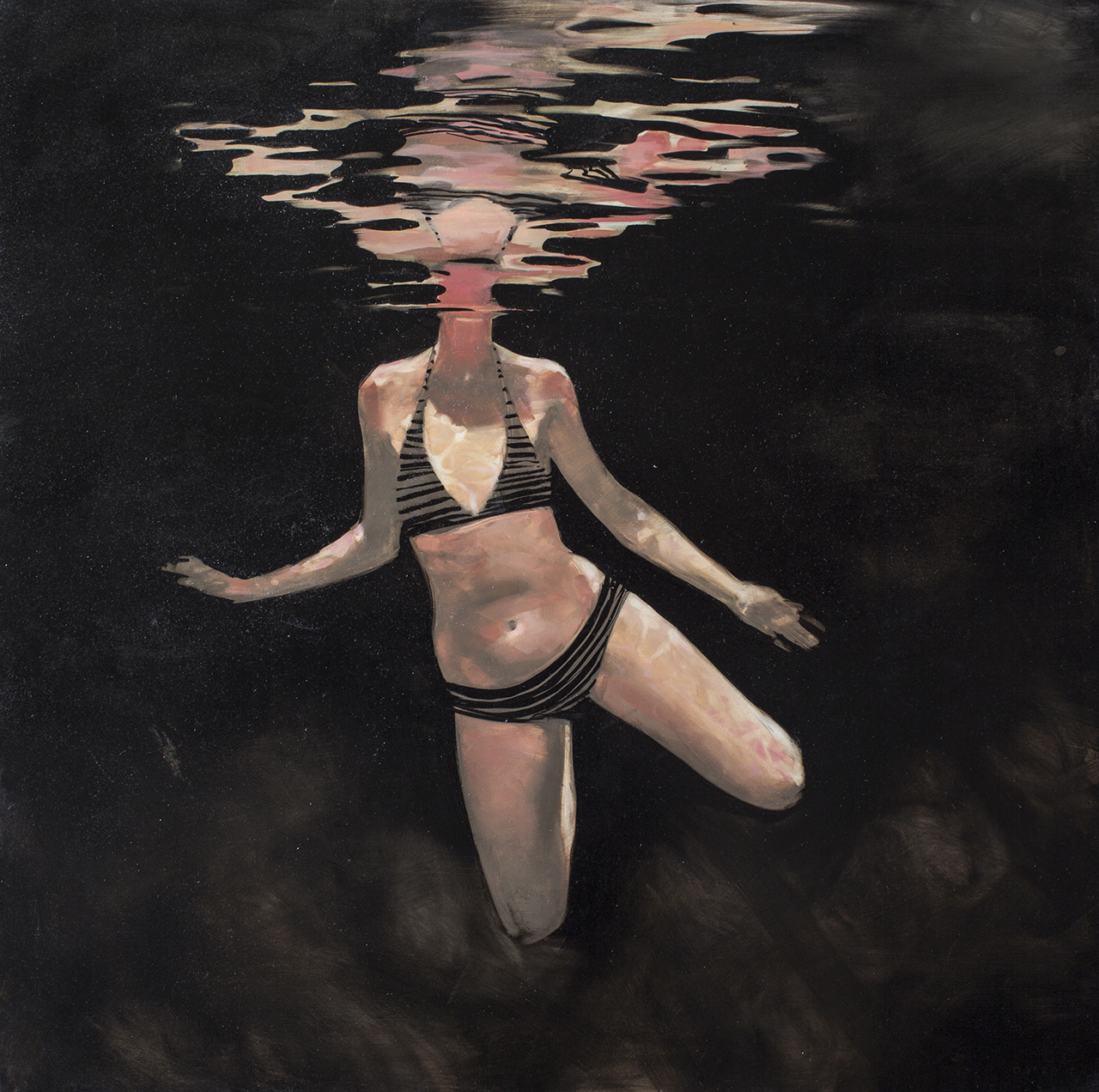 Michael Carson - Night Swimming