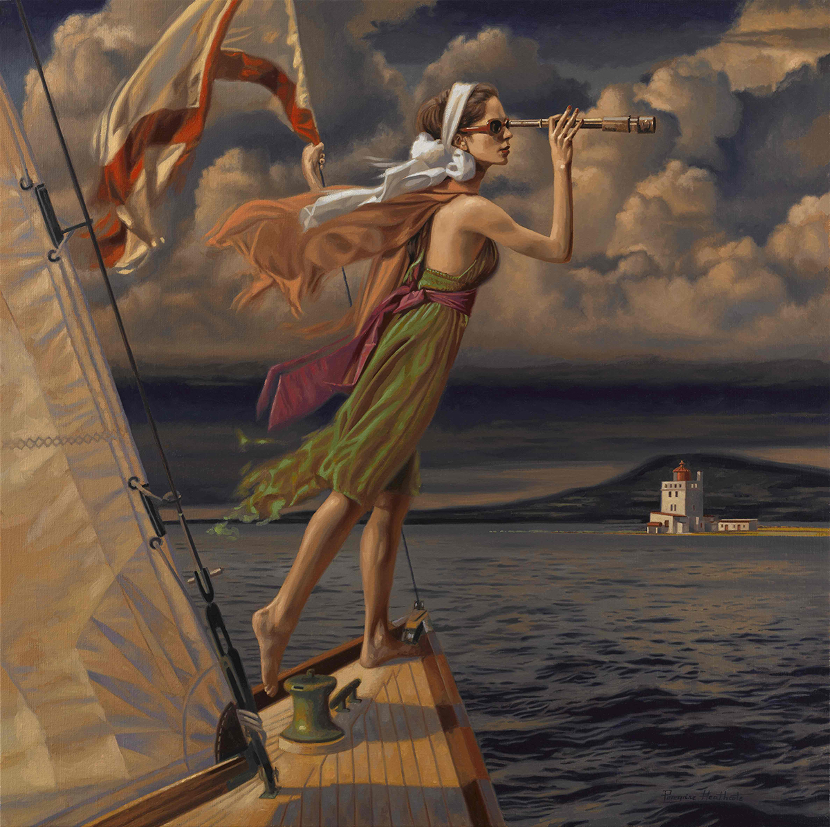 Peregrine Heathcote - Let Your Dreams Set Sail